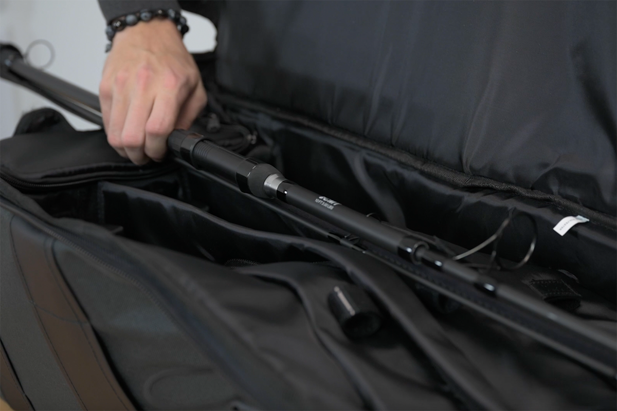 Das Strategy CMT Rod Backpack im Carpzilla Unboxing.