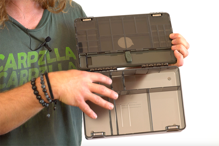 Die Korda Tackle Box im Carpzilla Unboxing.