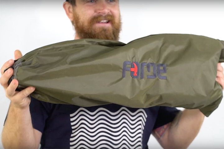 Forge Tackle im Carpzilla Unboxing.