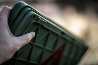 Kompaktes Teil: Forge Tackle Direct Utility Box.