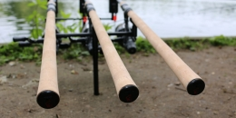 Nash Dwarf Rod with Cork Handle Angling Direct