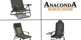 Anaconda Chair Range im Portrait
