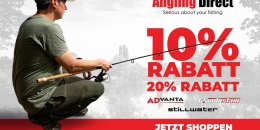 September Aktion Angling Direct