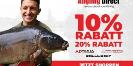 Juli Aktion von Angling Direct