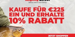Rabattaktion bei Angling Direct.