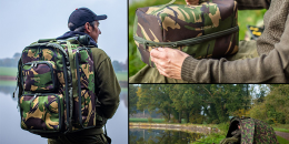 Limitierte Trakker Camou Range - exklusiv bei Angling Direct!