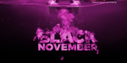Black November Aktion von Angling Direct