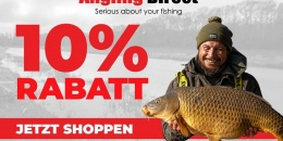 Januar-Aktion von Angling Direct