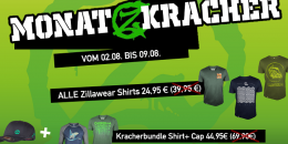 August-Monatzkracher im Carpzilla-Shop!