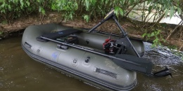 Neu im P.R. Baits and Rods Shop: die PR Boats.