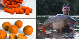 Spicy Peach Boilies im CBB HQ Angebot.