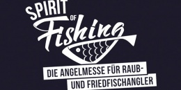 Die Spirit of Fishing am 80. und 09. Februar 2020.