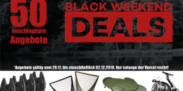 Black Weekend Angebote Angelzentrale Herrieden.