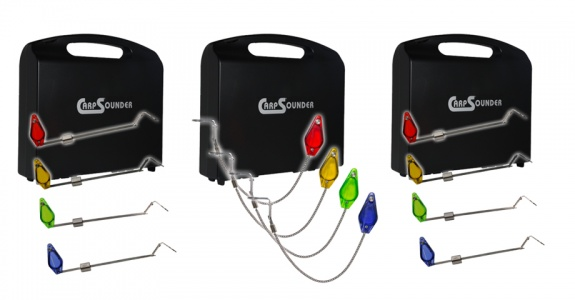 Carp Sounder DR 200 mini Hanger 4er Set