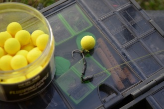 Pineapple Dreambaits Pop Up.