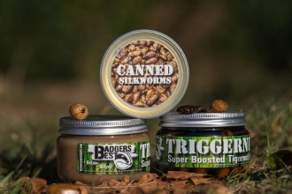 Badgers Best Trigger Nuts und Canned Silkworms