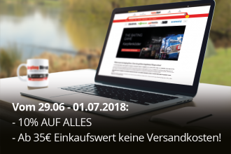 10% Rabatt bei Angling Direct