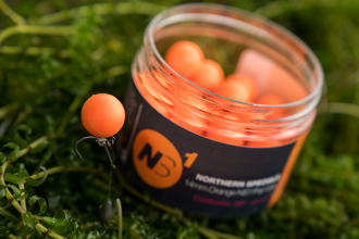 CC Moore NS1 Orange Pop Ups.