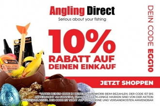 Oster Rabattaktion bei Angling Direct