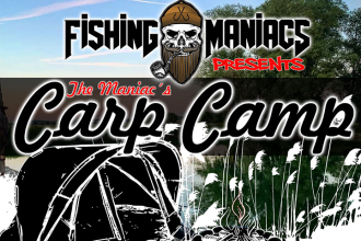 "Auf der AngelWelt in Berlin: Das ""The Maniacs Carp Camp""!"