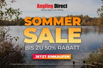 Sommer Sale bei Angling Direct.