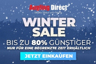 Ab sofort: Winter Sale bei Angling Direct