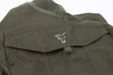 Fox Combat Trousers Green and Silver.