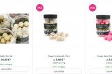 Pop Ups von Successful Baits im Messeshop