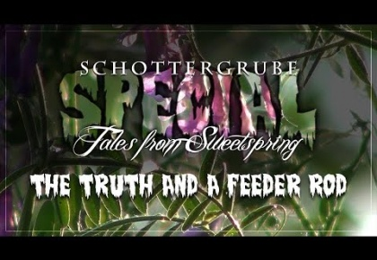 Schottergrube Hollywood SPECIAL - the truth and a feeder rod