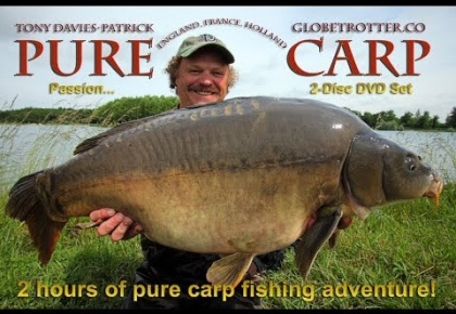 PURE CARP - HD Film trailer - GLOBETROTTER - CARP FISHING