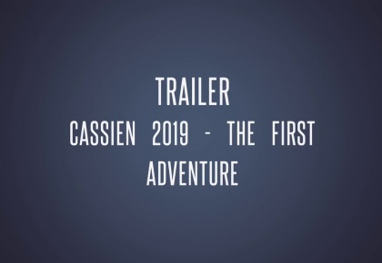 TRAILER: Cassien 2019 - the first adventure