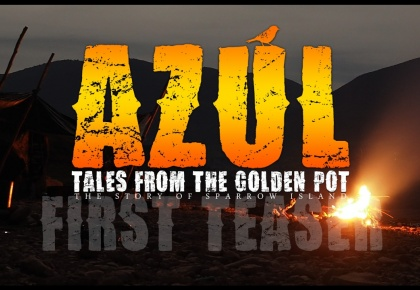 AZUL - tales from the golden pot [first teaser]