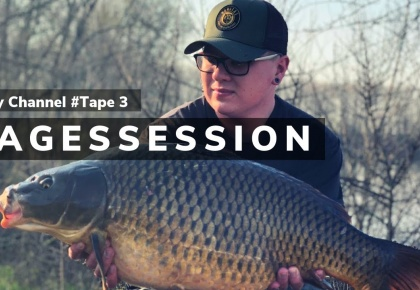 Tagessession Bivvy Channel #Tape 3