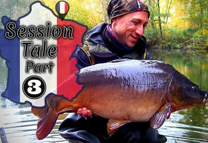 Carp Tales - Patrick am OC Carplake | Session Tale #3