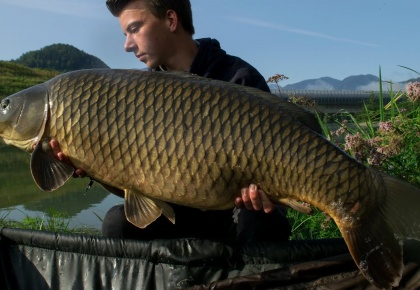 Carpfishing in Austria