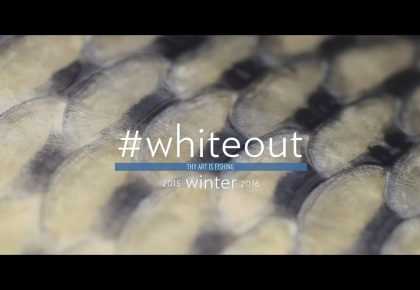 #whiteout - winter carp fishing