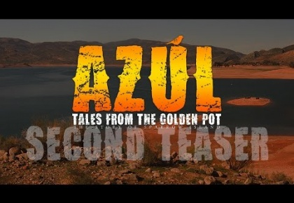 AZUL - tales from the golden pot [second teaser]