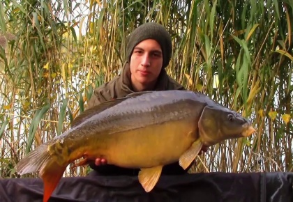24 h Session mit den Carptrackers