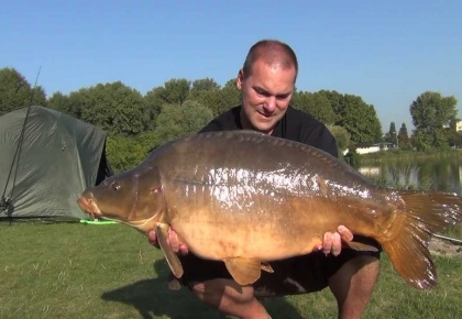 THE SCENT OF CARPS-  PART FOUR-  SUMMERTIME
