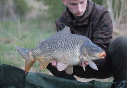 Carp Session Vlog #3 / DS Carpfishing