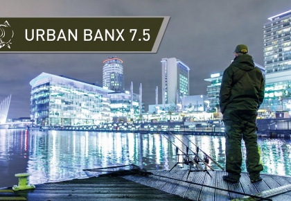 Urban Carp Fishing - Alan Blair - Urban Banx 7.5 - NEW EPISODE!!!