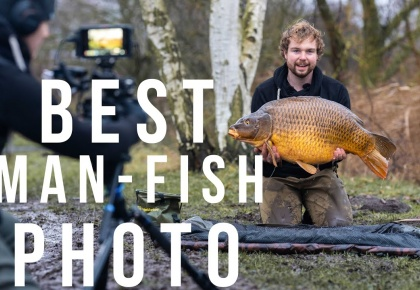 How To Make The BEST Man Fish PHOTO!