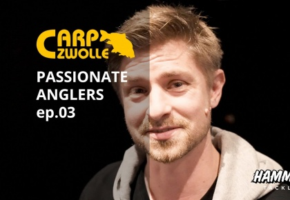 Carp Zwolle 2020 - PASSIONATE ANGLERS ep.03 - Christopher Paschmanns