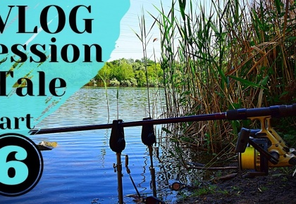Carp Tales - VLOG Shortsessions auf Karpfen  | Session Tale #6