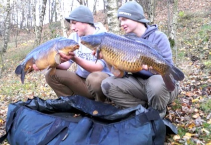 Carpers! on Tape - Herbstgold HD