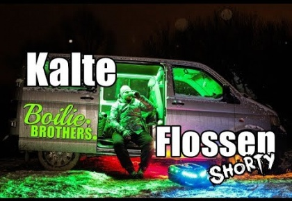 Boilie Brothers - Kalte Flossen (Shorty)