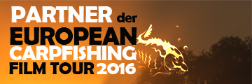 European Carpfishing Film Tour Partner